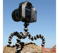 Гибкий штатив для фотоаппарата и камеры