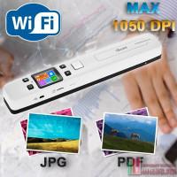 Ручной портативный сканер IScan Wi-Fi 1050 DPI