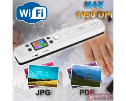"""Ручной портативный сканер """"IScan"""" Wi-Fi 1050 DPI"""