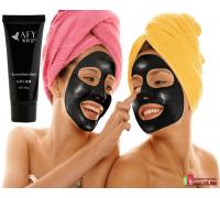 Черная маска пленка для лица AFY