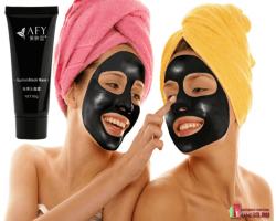 """Черная маска пленка для лица """"AFY"""""""