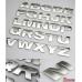 Буквы на автомобиль из металла