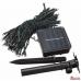 Светодиодная гирлянда на солнечной батарее (12 м 100 LED, 22 м 200 LED)