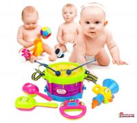 Набор детских музыкальных игрушек
