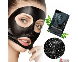 "Черная маска пленка для лица ""BLACK HEAD"""