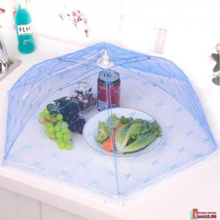 Москитный зонтик для зашиты еды от насекомых