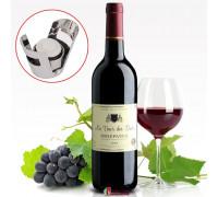 Металлическая пробка для вина и шампанского