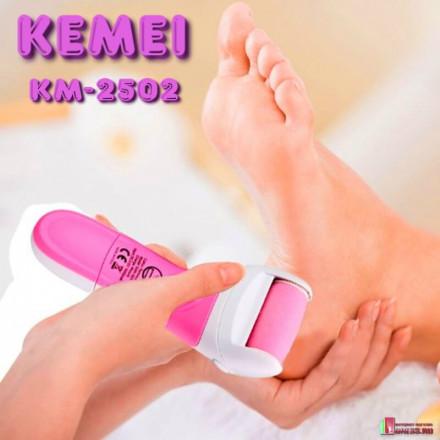 """Электрическая пилка для ног """"KEMEI"""""""