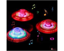"""Музыкальный волчок """"UFO"""" с подсветкой"""