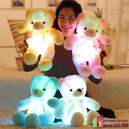 """Плюшевый светящийся мишка """"TEDDY"""""""