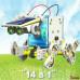 """Детский конструктор на солнечной батарее """"14 в 1"""""""