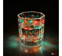 Светящиеся стаканы для виски