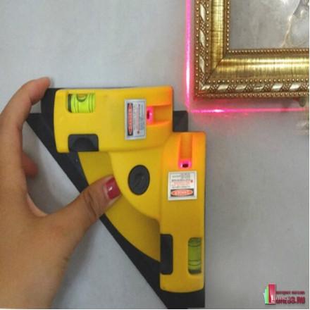 """Лазерный уровень угольник """"Laser Level LV-01"""""""