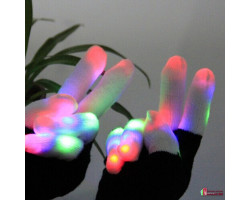 """Светящиеся перчатки """"GLOVES-2"""""""