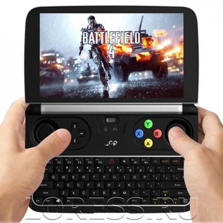 """Мини ноутбук-консоль GPD Win 2 6"""" M3-8100Y"""