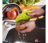 """Щетка """"3 в 1"""" для чистки и мытья овощей"""