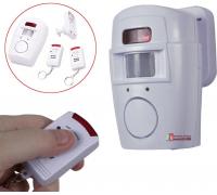 Сигнализация для дома с ИК  датчиком движения