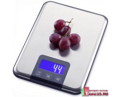 """Весы кухонные электронные """"KANGNUO"""" до 15 кг."""