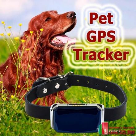 """GPS ошейник для животных """"PET TRACKER G12P"""""""