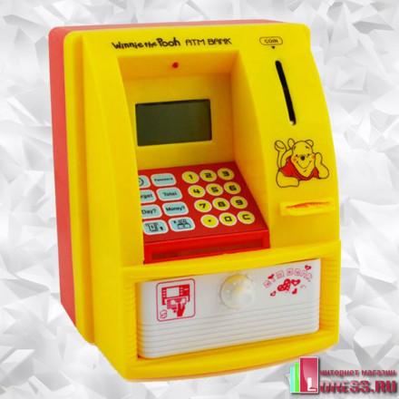 Копилка-банкомат ATM BANK интерактивная