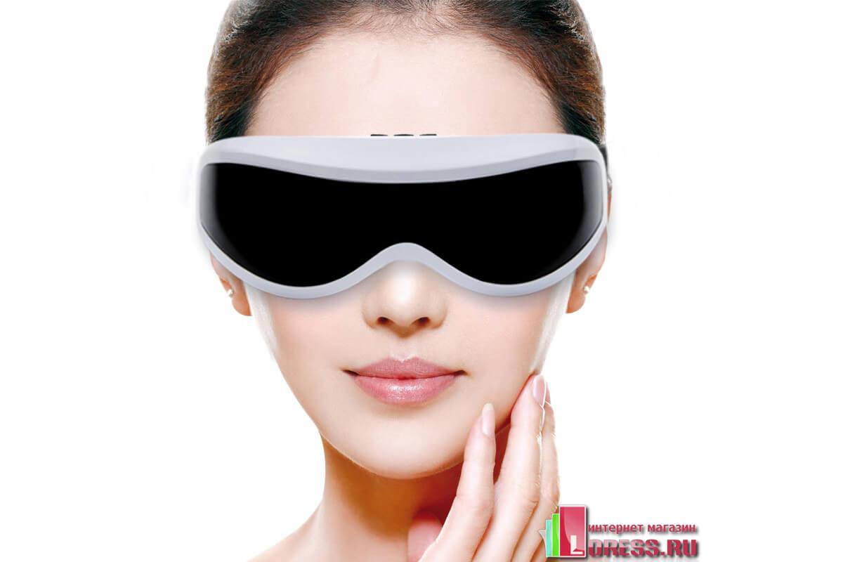 Массажер глаз при катаракте массажер usa