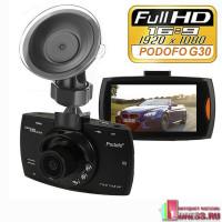"""Автомобильный видеорегистратор G30 Full HD 1080P 2.7"""""""