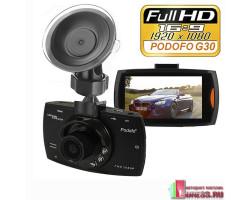 """Автомобильный видеорегистратор """"G30"""" Full HD 1080P 2.7"""""""