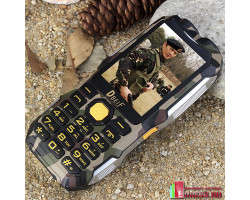 """Телефон """"DBEIF"""" D2016 на 2 SIM, с Power Bank, фонариком и TV"""