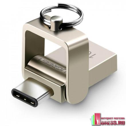 "Флешка ""UGREEN"" двусторонняя USB 3.0, Type-C (16Гб, 32Гб)"