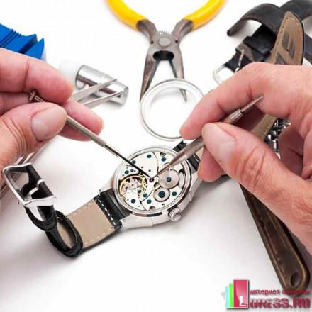 Набор инструментов для ремонта часов (16 предметов)
