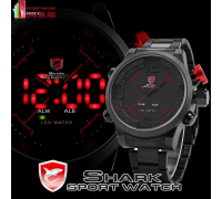 Мужские наручные спортивные часы SHARK