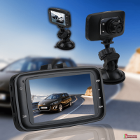 Автомобильный видеорегистратор GS8000L