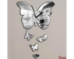 """Настенные часы """"Бабочки"""""""