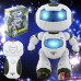 """Робот RC """"ASTRONAUT"""" на радиоуправлении"""
