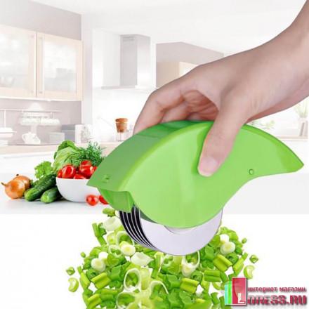 Роликовый нож-слайсер OUSSIRRO для зелени