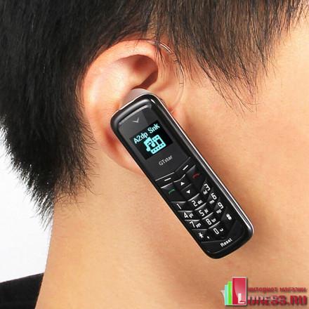 Мини телефон-гарнитура GTSTAR BM50 Bluetooth