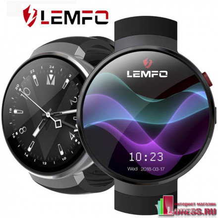 "Смарт-часы телефон ""LEMFO"" LEM7 4G LTE"