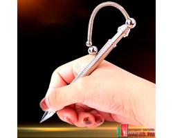 """Магнитная ручка-антистресс """"THINK INK PEN"""" гибкая из металла"""