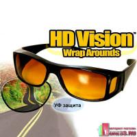 Антибликовые очки ночного видения (поляризационные)