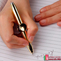 """Ручка-спиннер """"MINOCOOL"""" с подсветкой"""