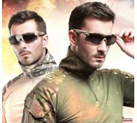 Тактические пуленепробиваемые поляризованные очки