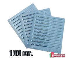 Одноразовые стерильные иглы для коагулятора BEAUTY (100 шт.)