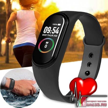 Фитнес-браслет здоровья M4 (5 в 1)