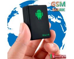 """GPS трекер """"MINI A8"""" GSM для отслеживания"""