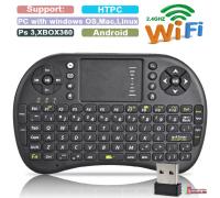 """Беспроводная мини-клавиатура с тачпадом """"RII i8"""" (RUS)"""