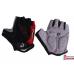 Спортивные мото-вело перчатки без пальцев