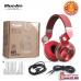 """Складные Bluetooth наушники с микрофоном """"BLUEDIO"""" T2"""