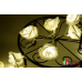 """Светодиодная гирлянда из роз """"Фея"""""""