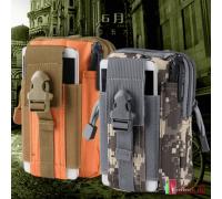 Тактическая сумка на пояс, плечо