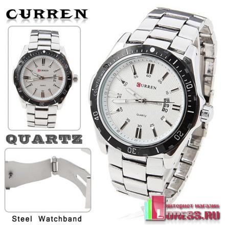 """Мужские наручные часы """"CURREN"""" Watch 8110"""